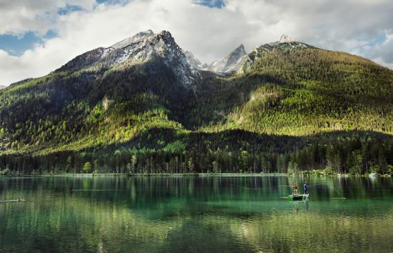 rogues in Bavaria, Fliegenfischen in Bayern