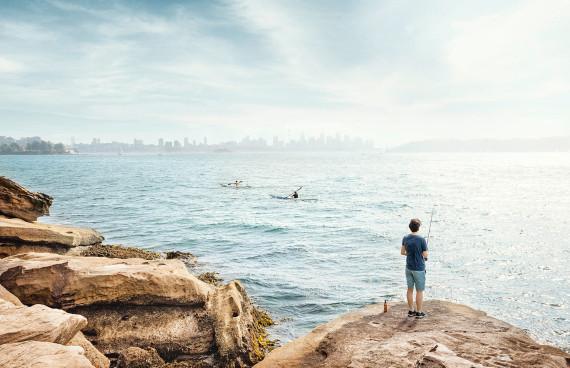 Nielsen Park Sydney Australia