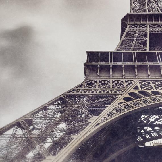 Eiffelturm vintage